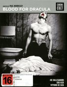 Blood for Dracula - Australian Movie Cover (xs thumbnail)