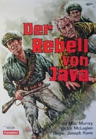 Fair Wind to Java - German Movie Poster (xs thumbnail)