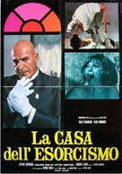 The House of Exorcism - Italian Movie Poster (xs thumbnail)