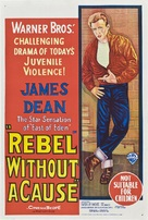 Rebel Without a Cause - Australian Movie Poster (xs thumbnail)