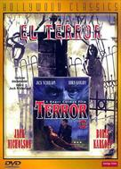 The Terror - Spanish Movie Cover (xs thumbnail)