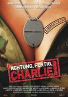 Achtung Fertig Charlie - German Movie Poster (xs thumbnail)