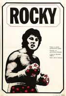 Rocky - Czech Movie Poster (xs thumbnail)