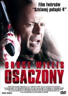 Hostage - Polish DVD cover (xs thumbnail)