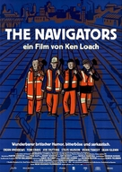 The Navigators - German Movie Poster (xs thumbnail)