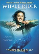 Whale Rider - DVD cover (xs thumbnail)