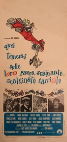 Monte Carlo or Bust - Italian Movie Poster (xs thumbnail)