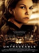 Untraceable - Danish Movie Poster (xs thumbnail)
