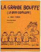 La grande bouffe - Spanish Movie Cover (xs thumbnail)