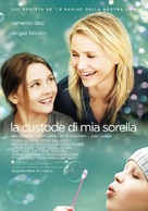 My Sister's Keeper - Italian Movie Poster (xs thumbnail)