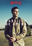 Sand Castle - Spanish Movie Poster (xs thumbnail)