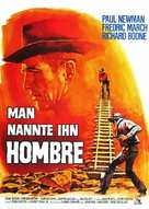 Hombre - German Movie Poster (xs thumbnail)