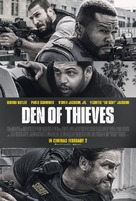Den of Thieves - British Movie Poster (xs thumbnail)