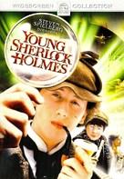 Young Sherlock Holmes - DVD cover (xs thumbnail)