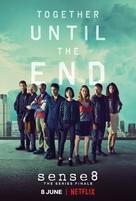 """Sense8"" - British Movie Poster (xs thumbnail)"