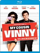 My Cousin Vinny - Blu-Ray movie cover (xs thumbnail)