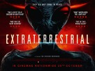 Extraterrestrial - British Movie Poster (xs thumbnail)