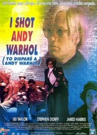 I Shot Andy Warhol - Spanish poster (xs thumbnail)
