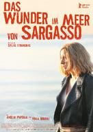 The Miracle of the Sargasso Sea - German Movie Poster (xs thumbnail)