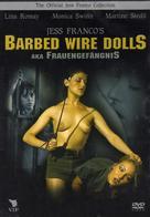 Frauengefängnis - DVD cover (xs thumbnail)