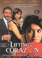 Lifting de corazón - Spanish poster (xs thumbnail)