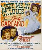 Meet Me in St. Louis - Movie Poster (xs thumbnail)