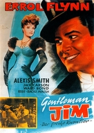 Gentleman Jim - German Movie Poster (xs thumbnail)