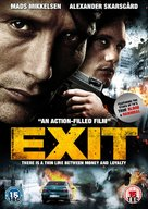 Exit - British DVD cover (xs thumbnail)