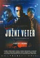 Juzni vetar - Slovenian Movie Poster (xs thumbnail)