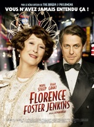 Florence Foster Jenkins - French Movie Poster (xs thumbnail)