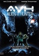 Alien vs. Hunter - French Movie Cover (xs thumbnail)