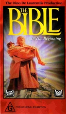 The Bible - Australian Movie Cover (xs thumbnail)