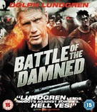 Battle of the Damned - British Blu-Ray movie cover (xs thumbnail)