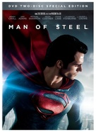 Man of Steel - DVD movie cover (xs thumbnail)