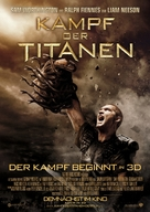 Clash of the Titans - German Movie Poster (xs thumbnail)