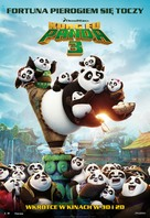 Kung Fu Panda 3 - Polish Movie Poster (xs thumbnail)
