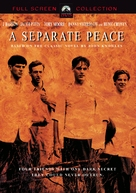 A Separate Peace - DVD movie cover (xs thumbnail)