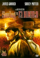 Duel at Diablo - Czech DVD cover (xs thumbnail)