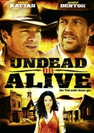 Undead or Alive - German Movie Cover (xs thumbnail)