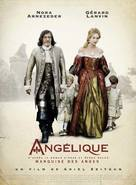 Angélique - French Movie Poster (xs thumbnail)