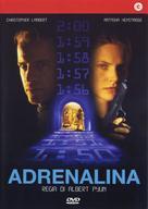 Adrenalin: Fear the Rush - Italian Movie Cover (xs thumbnail)