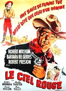 Blood on the Moon - French Movie Poster (xs thumbnail)