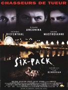 Six-Pack - French poster (xs thumbnail)
