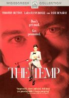 The Temp - DVD cover (xs thumbnail)