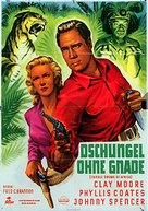 Jungle Drums of Africa - German Movie Poster (xs thumbnail)