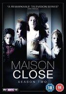 """Maison close"" - British DVD cover (xs thumbnail)"