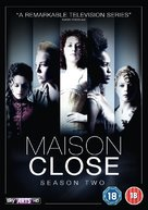 """Maison close"" - British DVD movie cover (xs thumbnail)"