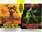 Battle for the Planet of the Apes - Combo movie poster (xs thumbnail)