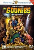 The Goonies - Australian Movie Cover (xs thumbnail)