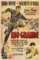 Rio Grande - Argentinian Movie Poster (xs thumbnail)